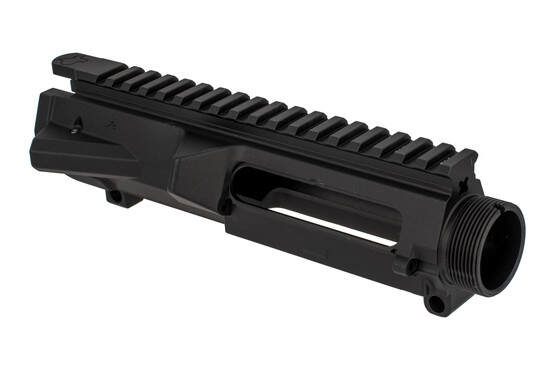 Aero Precision M5 threaded ar-308 stripped upper reicever with texas edition engraving and black finish